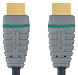 Bandridge BVL1202 HDMI 1.4, Ethernet, 2m