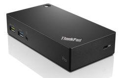 LENOVO TP USB 3.0 PRO, Dokovací stanice