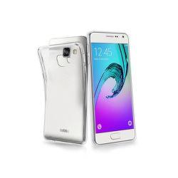 SBS Puzdro pro mobil Samsung Galaxy A3 2017 (průhledné)