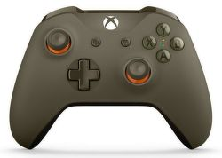 MICROSOFT Xbox One S Controller (zelená)