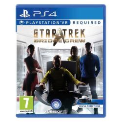 PS4 VR - Star Trek: Bridge Crew