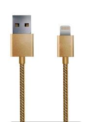 Winner Lightning datový kabel 1,2m, zlatá