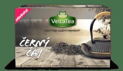 Veltatea černý čaj (20ks)