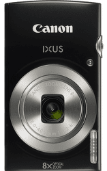 Canon IXUS 185 Essential Kit černý