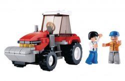 Sluban traktor 102 dílů