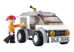 Sluban doručovací vozidlo 75 dílů