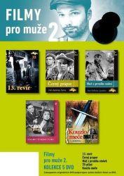 Filmy pro muže 2. - 5 DVD