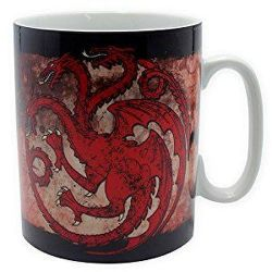 Game of Thrnes Targaryen hrnek (460ml)