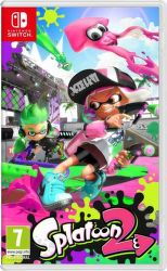 Splatoon 2 - Nintendo Switch hra