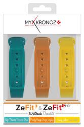 MyKronoz ZeFit3/HR náhradní řemínky