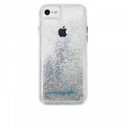 Case-Mate stříbrný vodopád pouzdro na Apple iPhone 7/6S/6