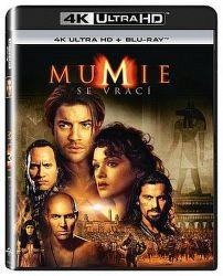 Mumie se vrací - 2xBD (Blu-ray + 4K UHD film)