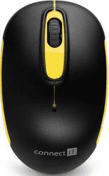 Connect IT CMO-1000 žlutá