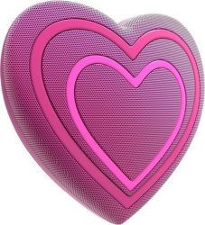 Jam HMDHX-PEM06 Heart