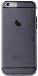 Puro Case Plasma iPhone 7/8 černé