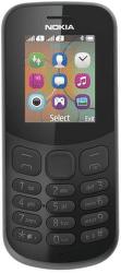 Nokia 130 2017 Dual SIM černý vystavený kus splnou zárukou
