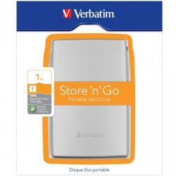 Verbatim Store 'n' Go 1TB USB 3.0 (stříbrný)
