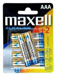 Maxell LR03 4+2PK AAA