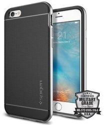 Spigen iPhone 6/6S Case Neo Hybrid, stříbrná