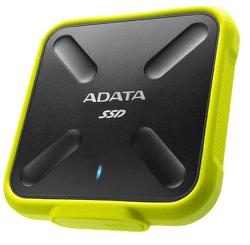 A-DATA SD700 512GB USB 3.1 žlutý