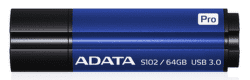 A-DATA S102 64GB USB 3.0 modrý