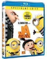 Já, padouch 3 - Blu-ray film