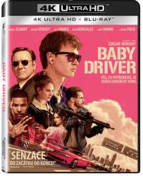 Baby Driver - 2xBD (Blu-ray + 4K UHD film)
