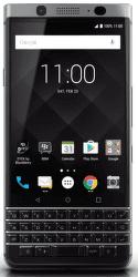 BlackBerry KEYone stříbrný