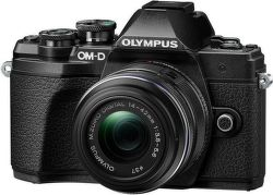 Olympus E-M10III Kit černý