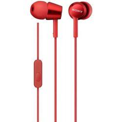Sony MDR-EX155AP červená
