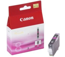 Canon CLI-8 M - MAGENTA Ink Cartridge, BL SEC