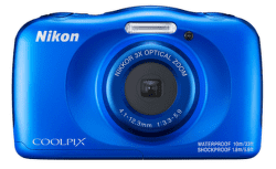Nikon Coolpix W150 Backpack Kit modrý