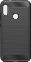 Winner Carbon pouzdro pro Xiaomi Redmi 7, černá