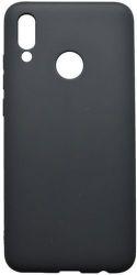Mobilnet gumové pouzdro pro Huawei P Smart 2019, černá