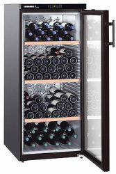 LIEBHERR WKB 3212, chladnička na víno