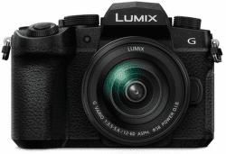 Panasonic Lumix DC-G90 černá + G Vario 12-60mm f/3,5-5,6 ASPH vystavený kus splnou zárukou