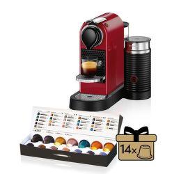 Nespresso Krups Citiz & Milk XN760510 vystavený kus splnou zárukou