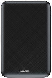Baseus Mini S Digital powerbanka 10 000 mAh, černá