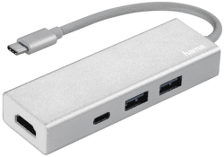 Hama USB-C/2x USB-A /HDMI 135756