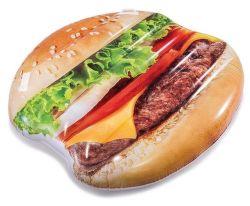 Marimex nafukovací lehátko, hamburger