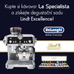 Delonghi La Specialista + Lindt Excellence
