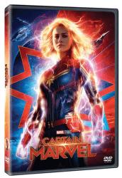 Capitan Marvel DVD
