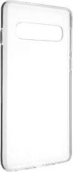 Fixed Skin TPU pouzdro pro Samsung Galaxy S10, transparentní