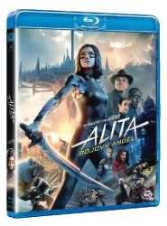Alita: Bojový Anděl - Blu-ray film