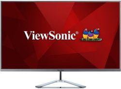 Viewsonic VX3276-2K-MHD stříbrný