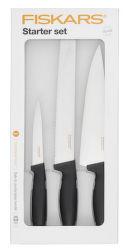 Fiskars Functional Form Startovací set kuchyňských nožů (3ks)