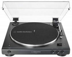 Audio-Technica LP60XBT černý