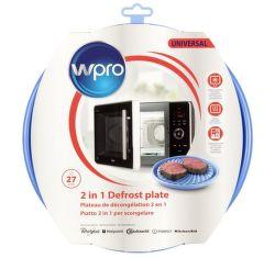 Wpro DFG 270, univerzální talíř do mikrovlnné trouby 27 cm