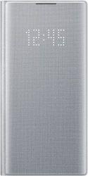 Samsung LED View pouzdro pro Samsung Galaxy Note10, stříbrná