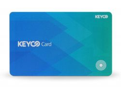 Keyco Card SMART tracker